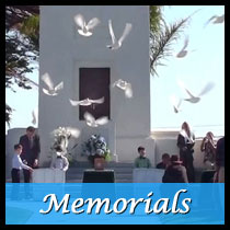 memorial dove release