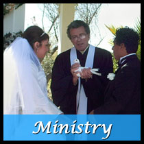 dove release for ministry